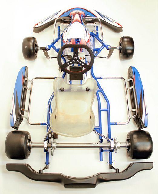 Comet Eagle 30/32mm Economic Racing Kart :: Eagle Karts :: Complete