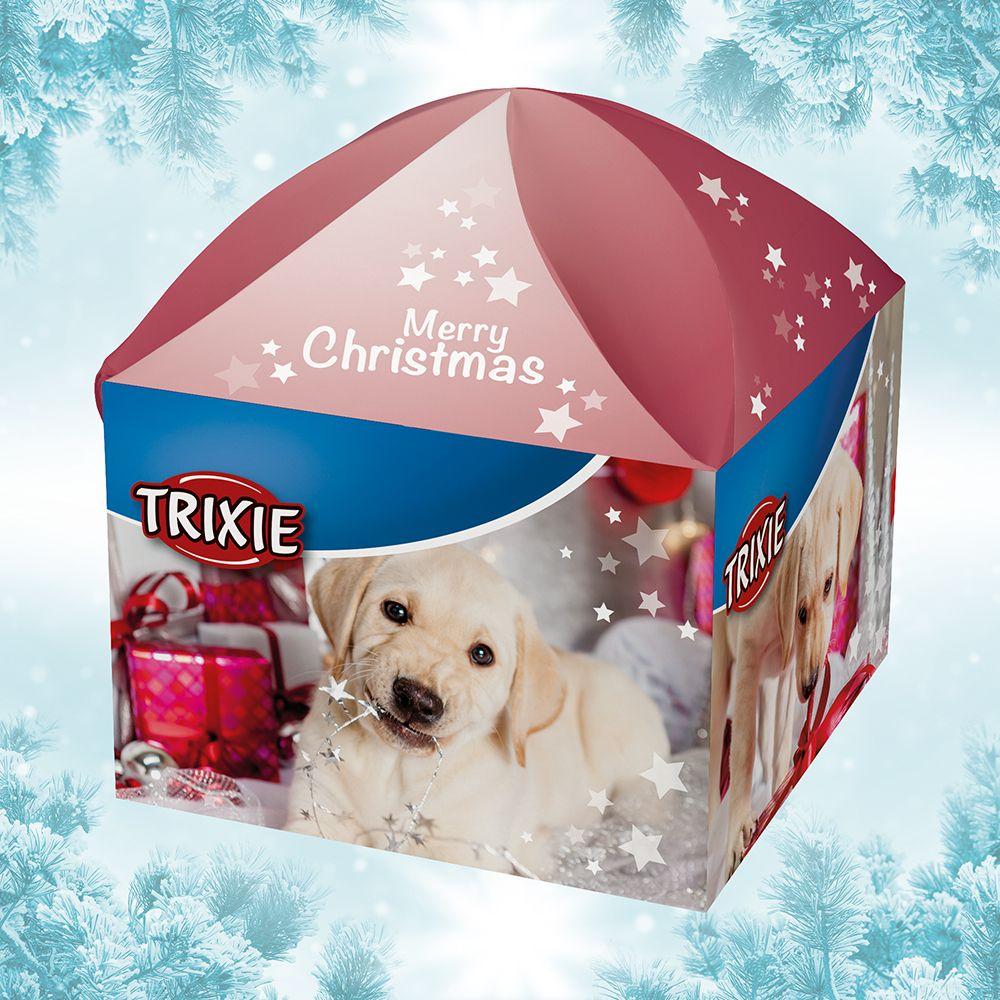 Weihnachts-Geschenkbox #weihnachten #xmas #geschenk Eine Geschenkbox ...