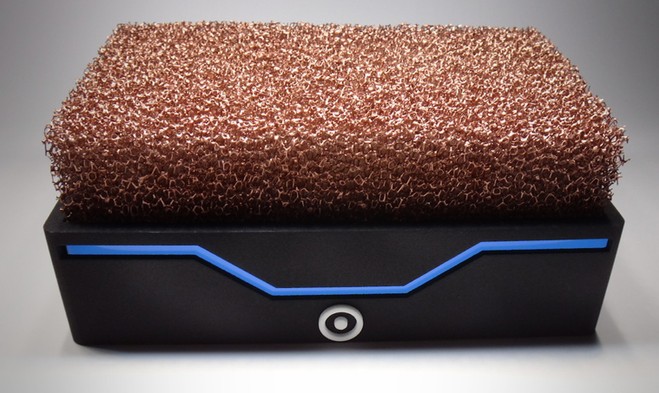 Silent Power Pc Uses Copper Foam Instead Of Fans For Better