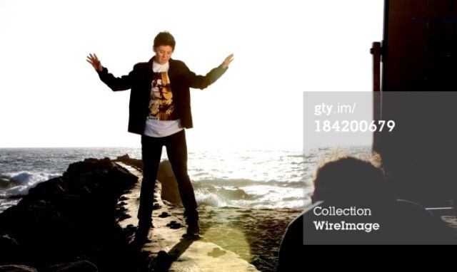 Trevor Moran someone music video