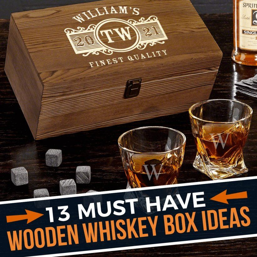 Photo of 13 Must Have Wooden Whiskey Box Ideas