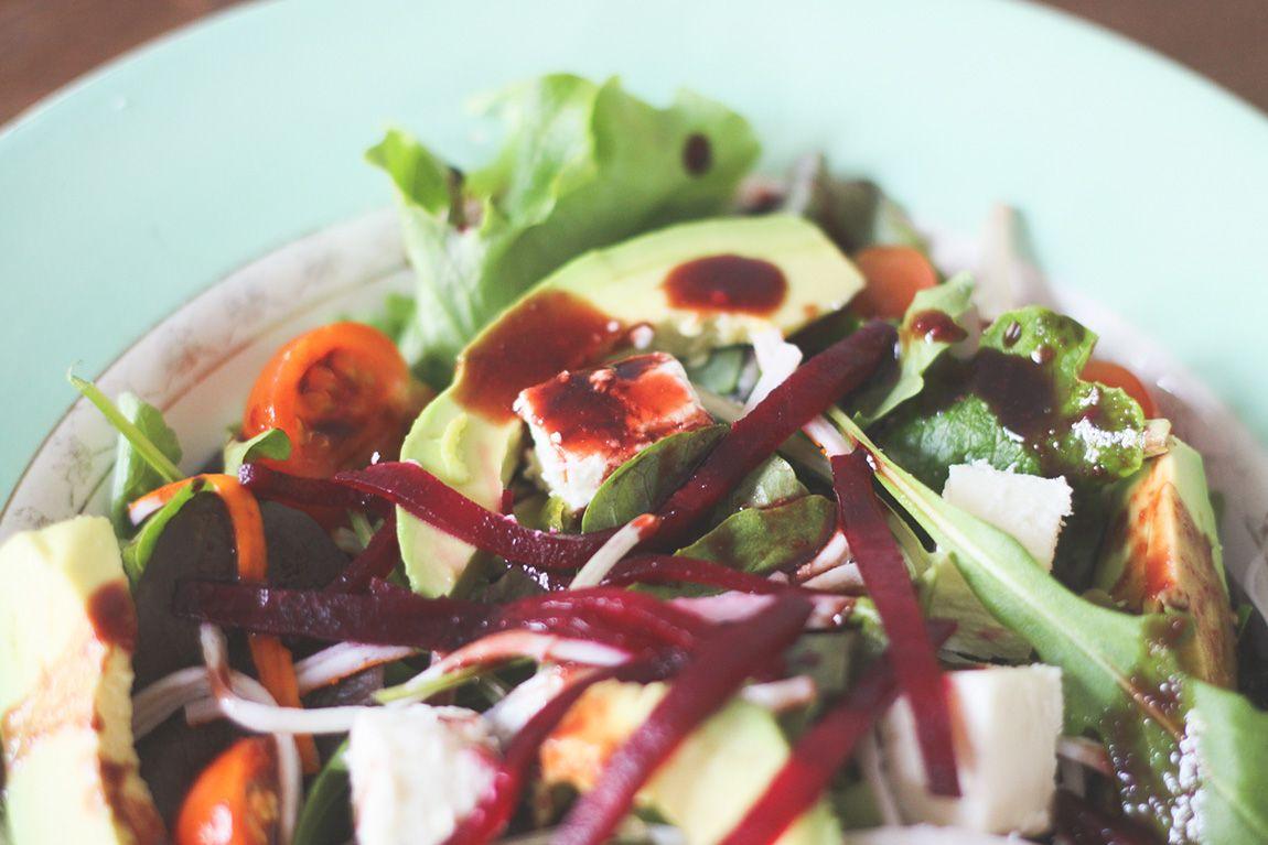Salade #1   Recette salade, Salade facile, Salades composées