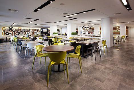 restaurant d 39 entreprise mobilier espace attente pinterest