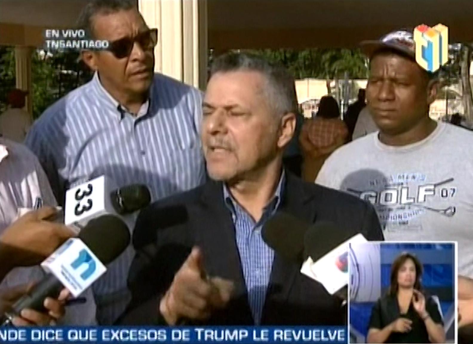 Manuel Jimenez Insiste En Demostrar Fraude Electoral