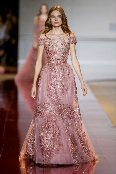 Zuhair Murad Haute Couture Fall Winter 2016-2017 Collection ...