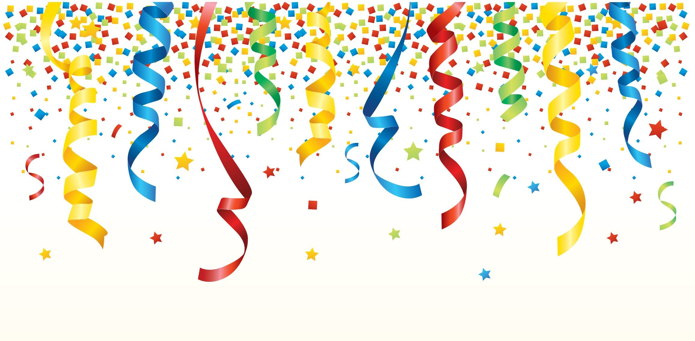 Party Popper Background Vector art design, Vector art