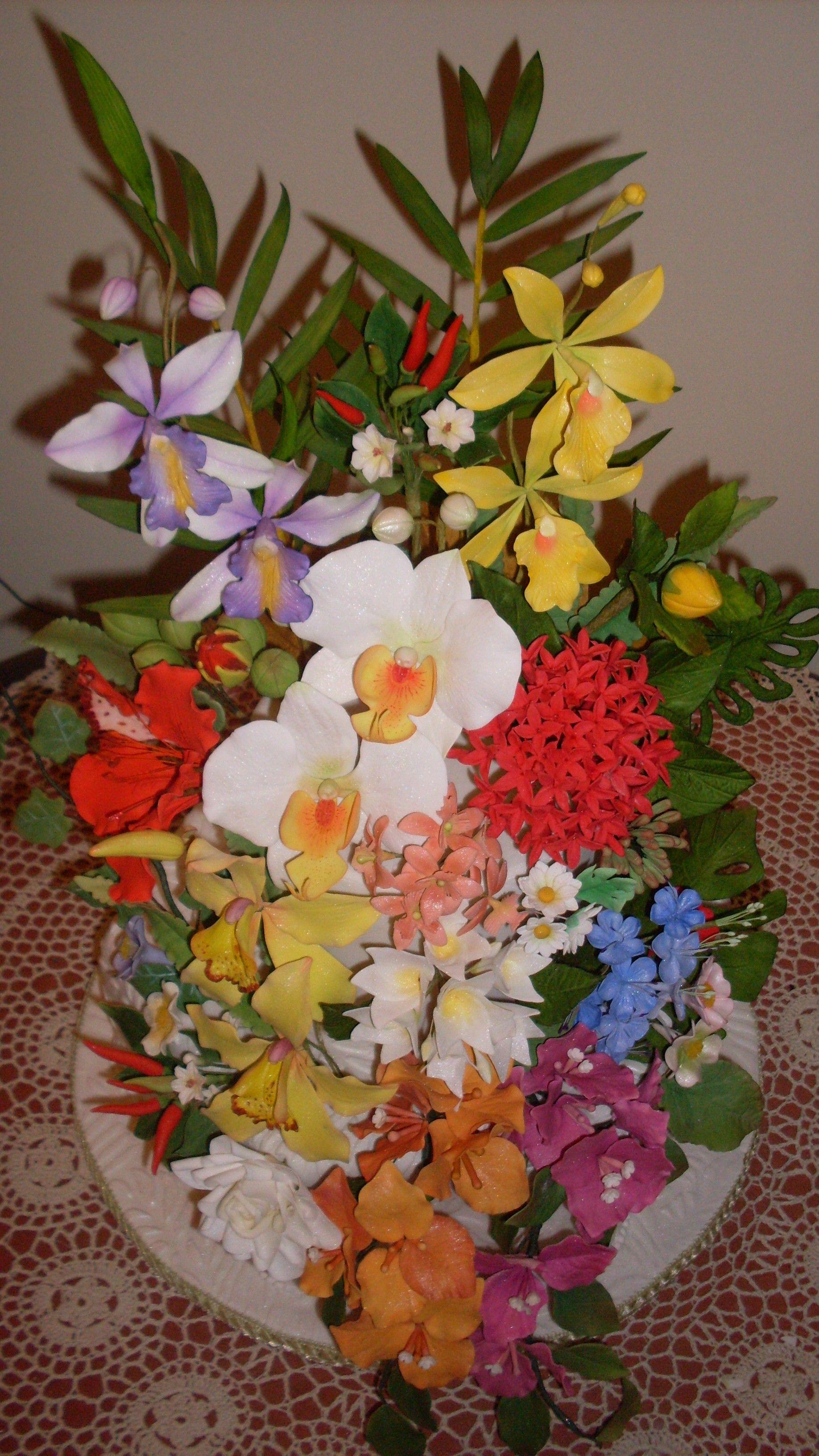 sugar flower variety