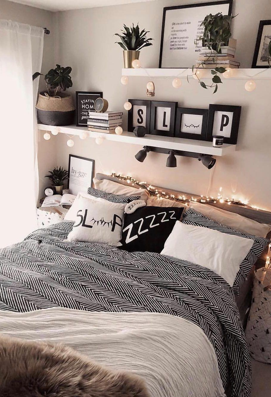 42 Inspiring Modern Bedroom Design Ideas For This Year Page 29 Of 40 Womensays Com Women Blog Modern Bedroom Design Girl Bedroom Designs Bedroom Vintage