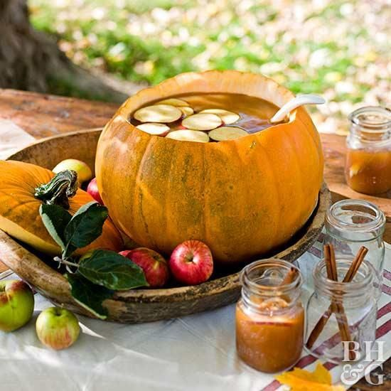 17 Gorgeous Serving Ideas for Your Fall Party