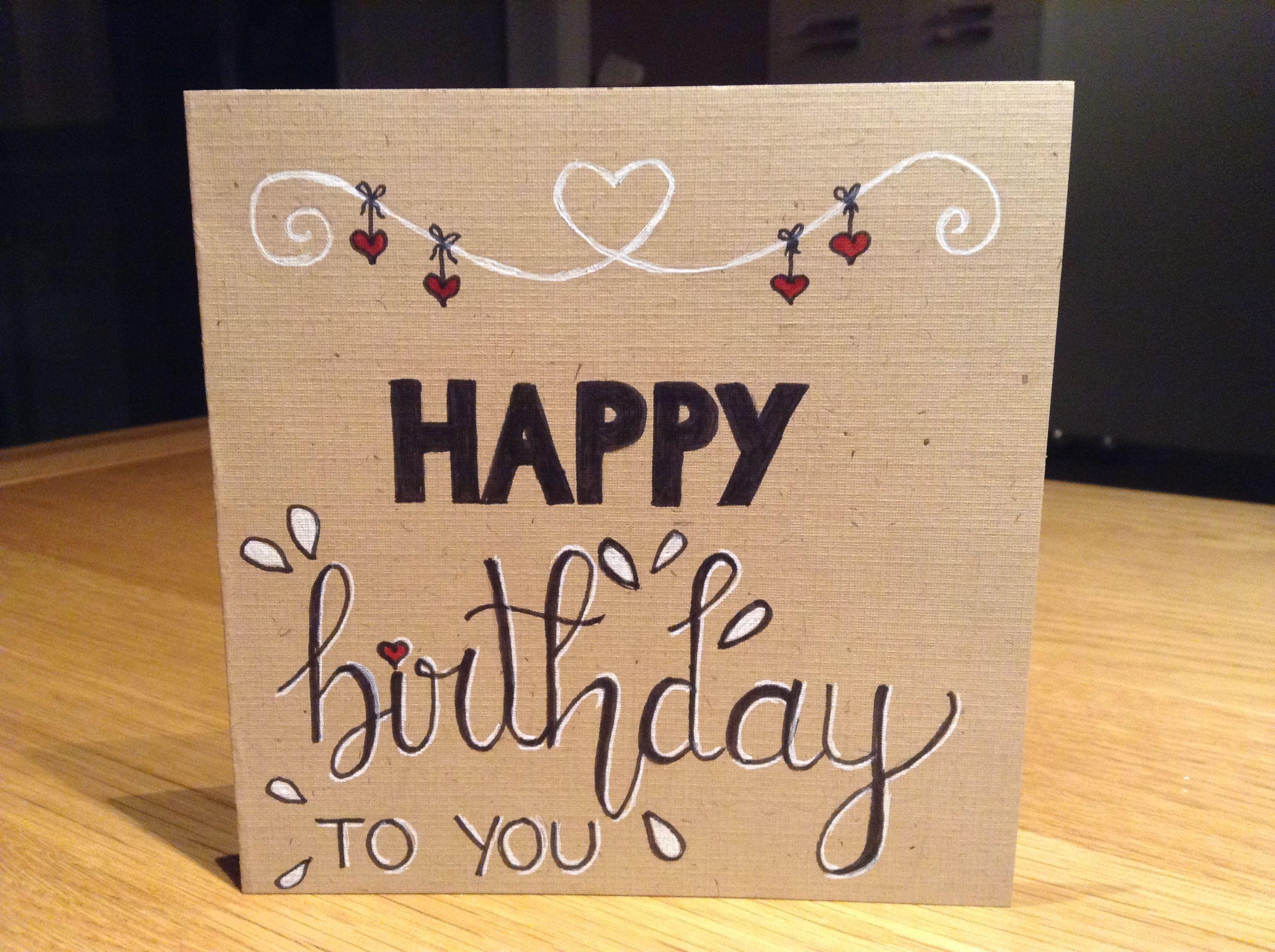 happy birthday verjaardag jarig feest hoera van harte