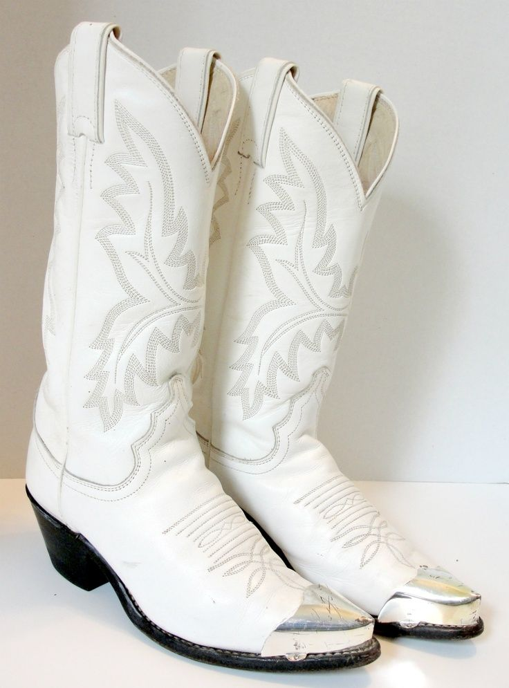 Cowboy Boots Template