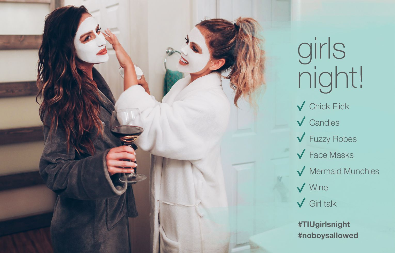 Girls Night Out Quote: How To Plan The Ultimate Girls Night!