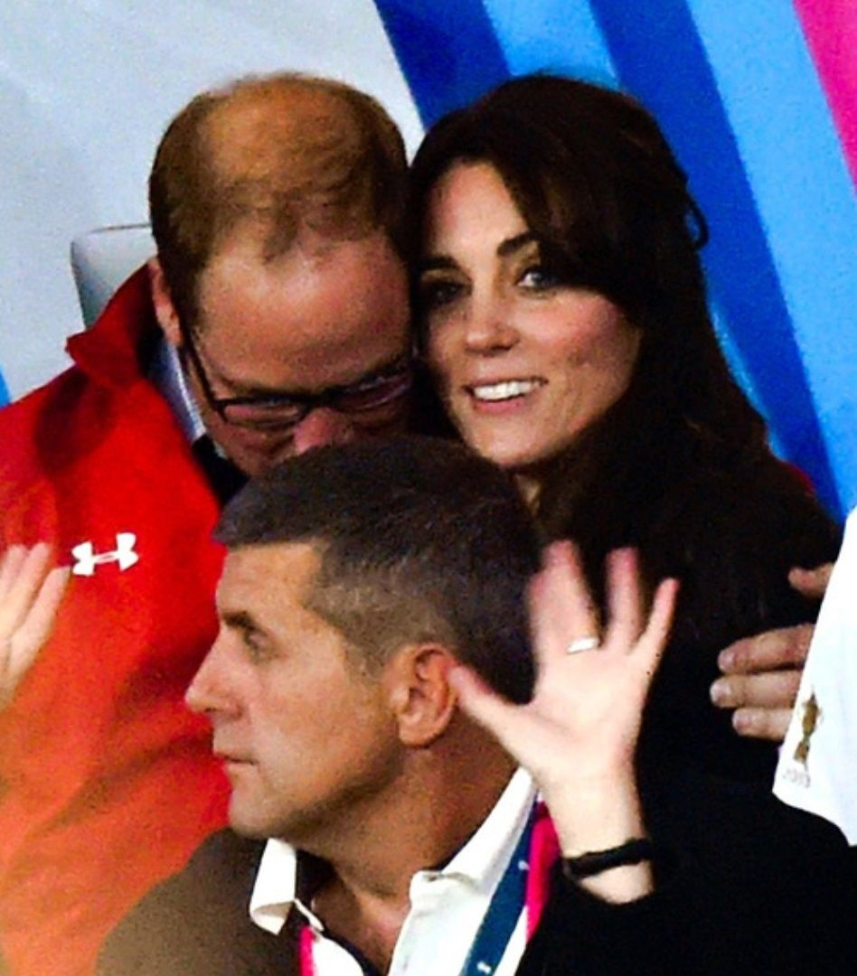 The Duke and Duchess of Cambridge - Prince William and Kate Middleton