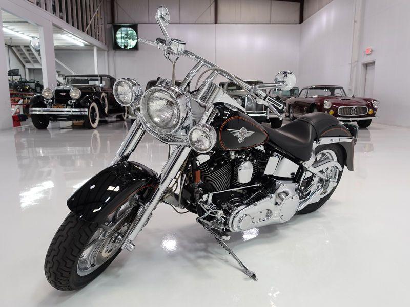 eBay: 1993 Harley-Davidson Softail 1993 Harley-Davidson Fat Boy Softail, only one owner from new! #harleydavidson