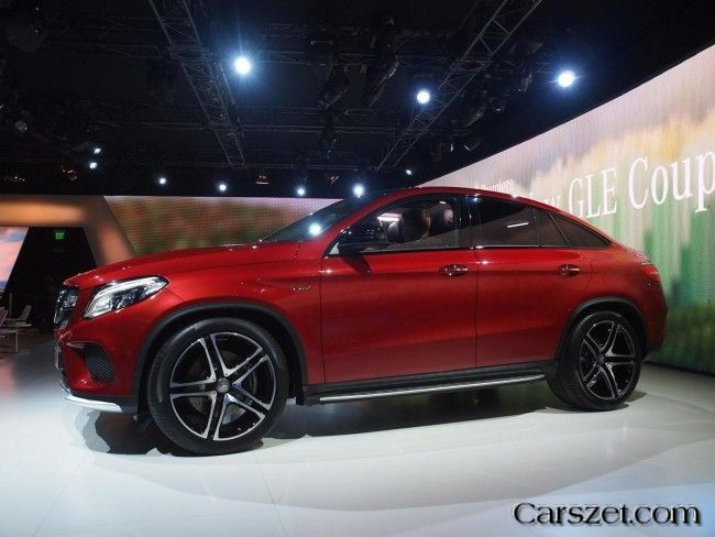 2018 2019 Mercedes Gle 450 Amg Coupe Received A 362 Horsepower