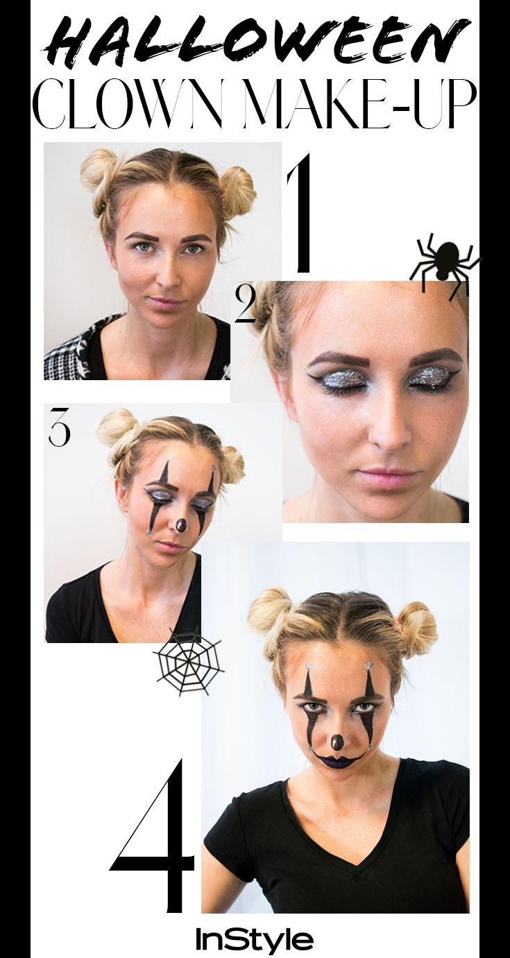 DIY Halloween Make-up: 3 Last Minute Step-by-Step Anleitungen