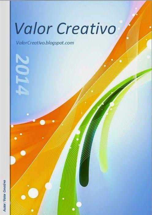 Valor Creativo: Portadas Word | Registros | Pinterest | Creativo ...