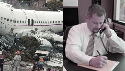 Airplane Accident Attorney