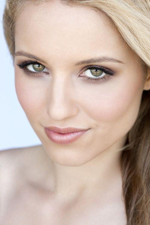 Dianna Agron Wedding Hair And Makeup Pretty Makeup Hair Makeup