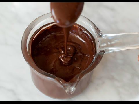 Chocolate Ganache Recipe Three Versions Ganache Chocolate Chocolate Ganache