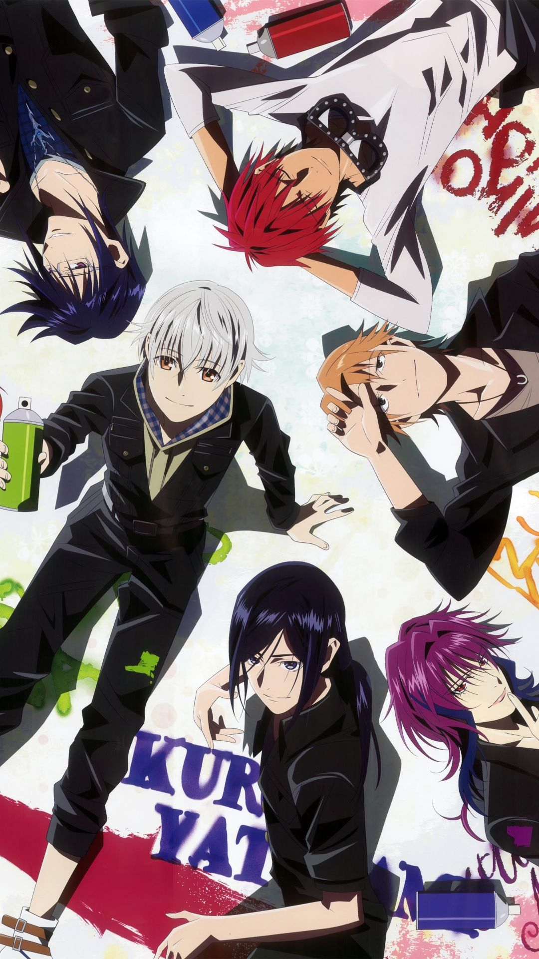 Pin By Oh Rere On K Project K Project K Project Anime Anime