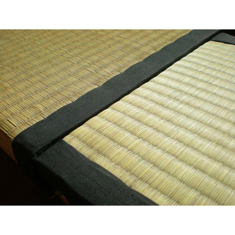 Materassi Lattice On Line.Tatami Classico H 5 5 Bordo Nero Produkter