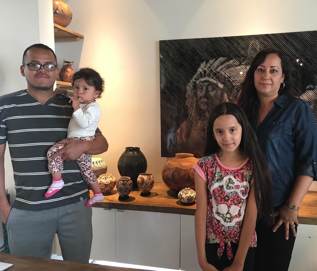 New Mata Ortiz Pottery has arrived! Stop by the gallery to be the first to see the new selection! To learn more check out our blog. http://ift.tt/2gb3Yqb #art #artoftheday #mataortiz #pottery