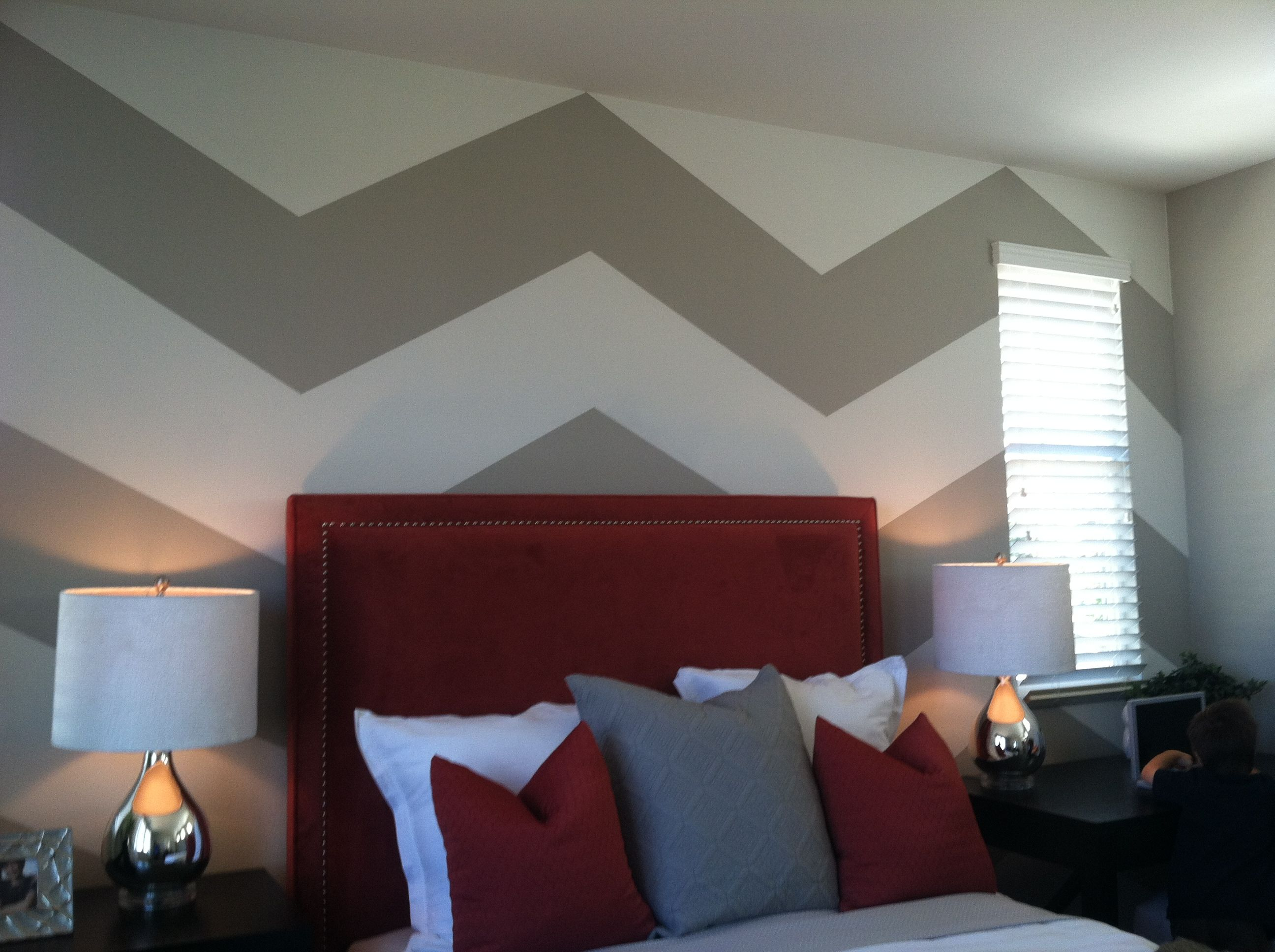 chevron template for walls - the 25 best chevron painted walls ideas on pinterest