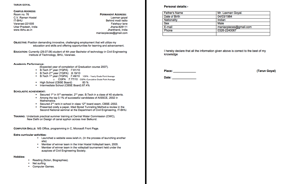 Example Of Cwc Resume Samples Examples Resume Cv