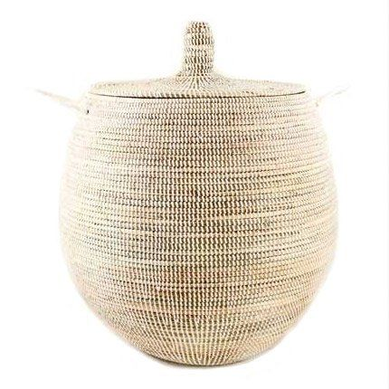 Large Woven Gourd Basket with Lid - Fair Trade Poduct by Connected Fair Trade Products, http://www.amazon.com/dp/B009B9ZFU6/ref=cm_sw_r_pi_dp_egoSqb18GQN3G