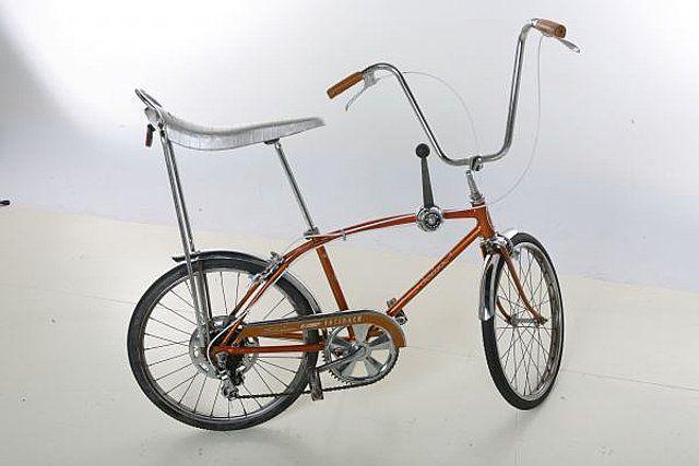 Schwinn stingray krate 5 speed stik shift shifter fastback decal sticker bike
