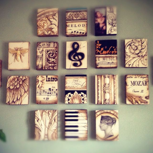Wall Decoration Music