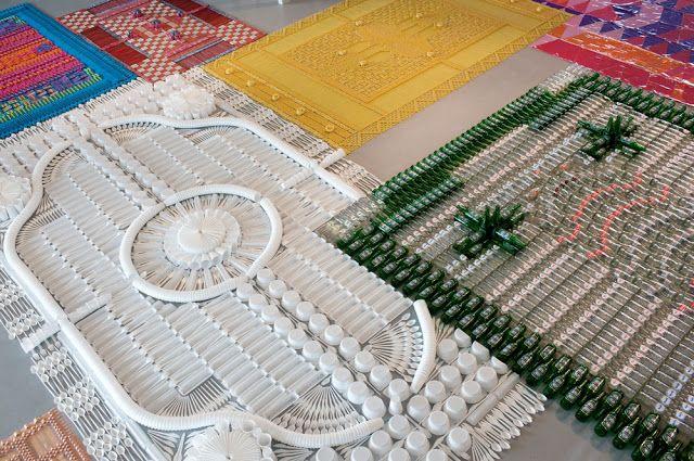 We make carpets-collective's work via Little Helsinki