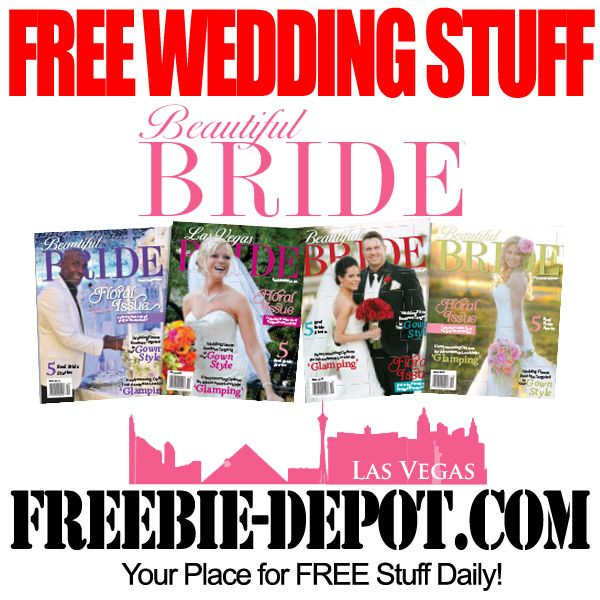 Free Wedding Stuff Beautiful Bride Las Vegas Freewedding