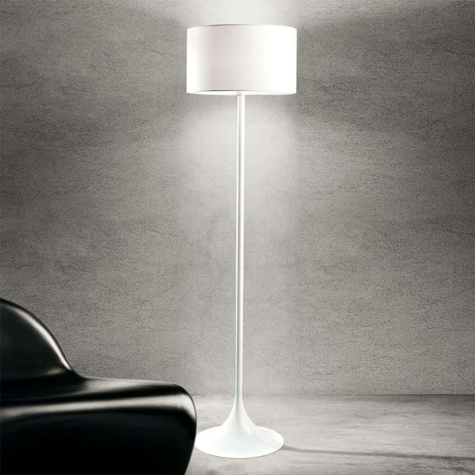 Tijdloze Vloerlamp Flute Stehlampe Mit Schirm Stehlampe Lampen