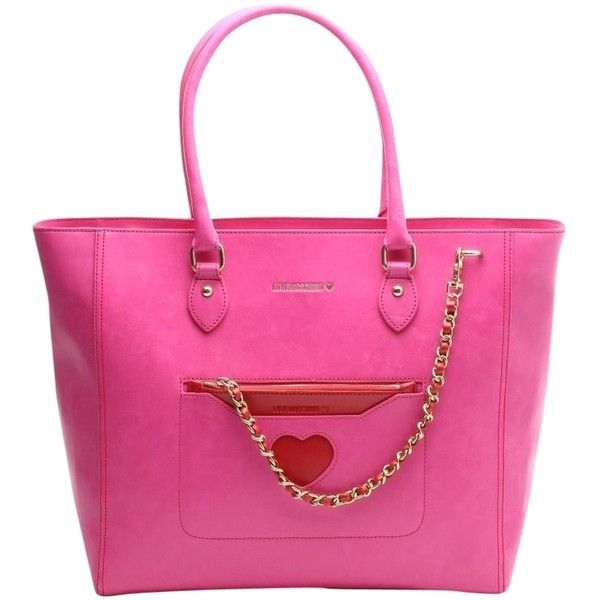 Moschino Pre-owned - Leather tote 2wf33qg