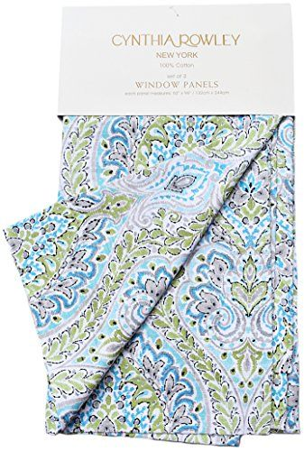 Cynthia Rowley Blue Tiffany Damask Window Panels 52-by-96... http://www.amazon.com/dp/B01DOD8D3K/ref=cm_sw_r_pi_dp_lZ9fxb0XYW4N6