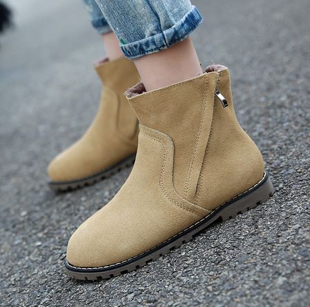 Casual Martin Boots