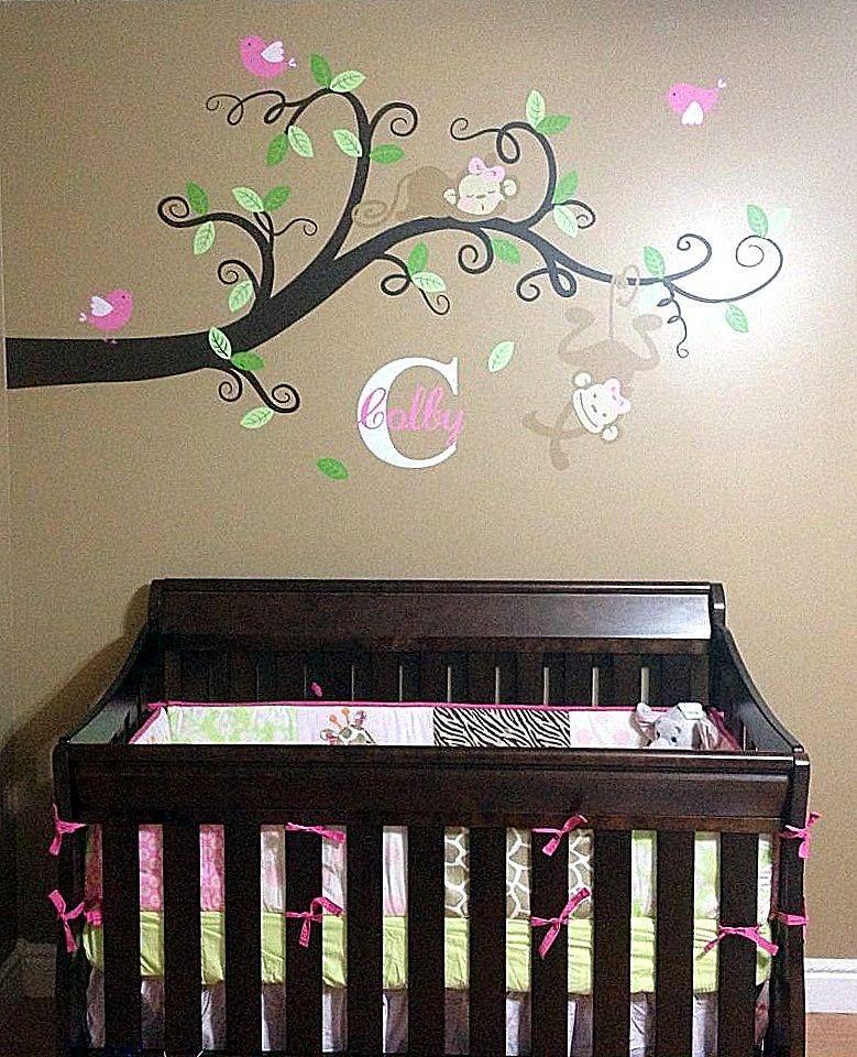 Pin de vanessa de la cerda en baby pinterest for Decoracion de cuarto para ninas gemelas