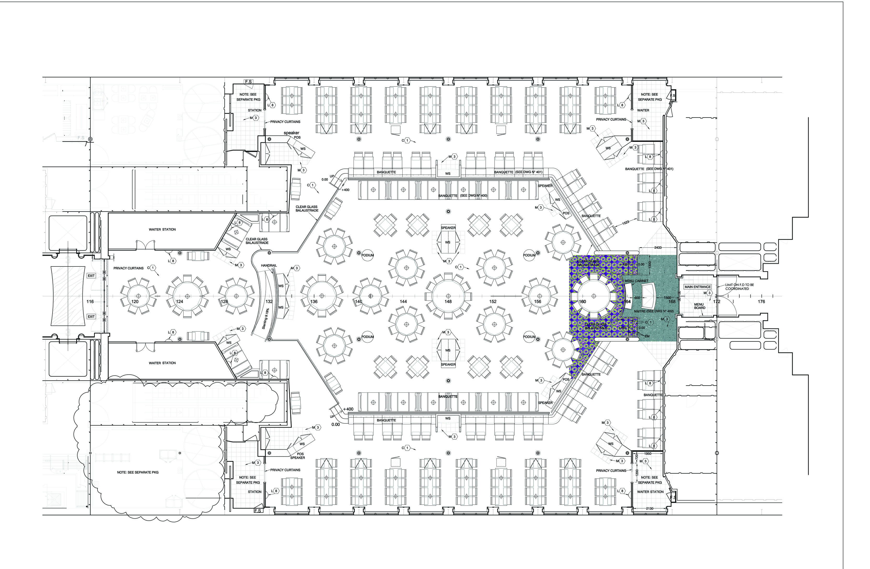 Restaurant Floor Plan Layout: 65_FORWARD MAIN RESTAURANT FLOOR PLAN DK3_DESTINY.jpg