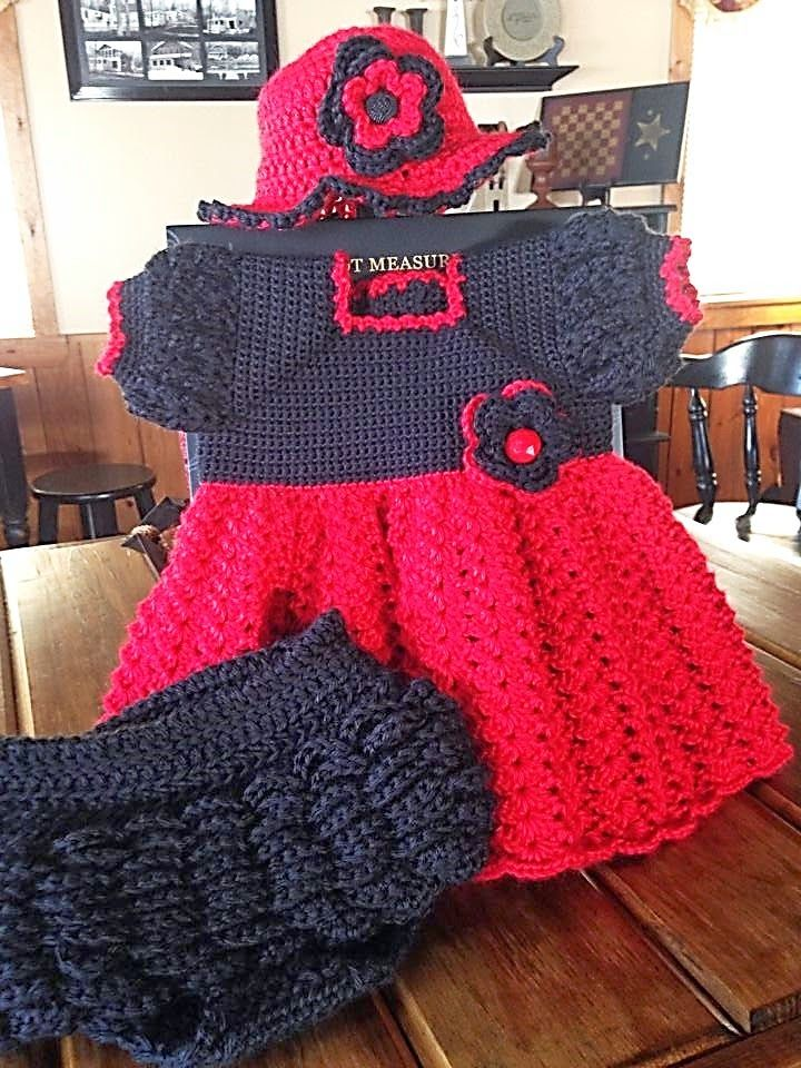 I was asked by a co-worker if I could make a cute little set for a ...