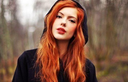 Redhead photo archive