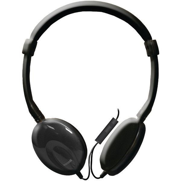 Classic Headphones with Microphone - MAXELL - 196106