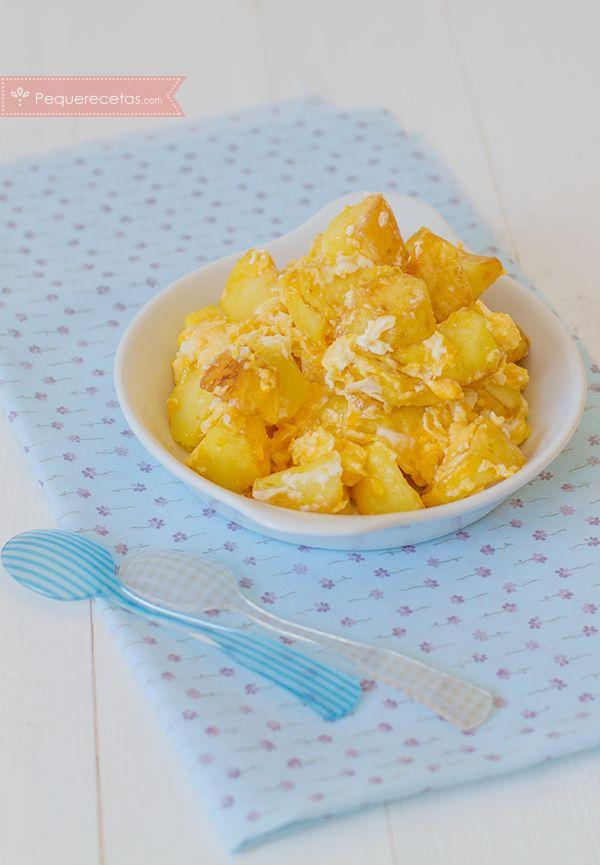 Huevos rotos una receta f cil y econ mica food for Cenas faciles y economicas