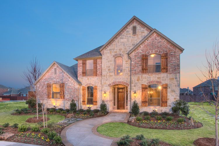 New Homes In Dallas Fort Worth