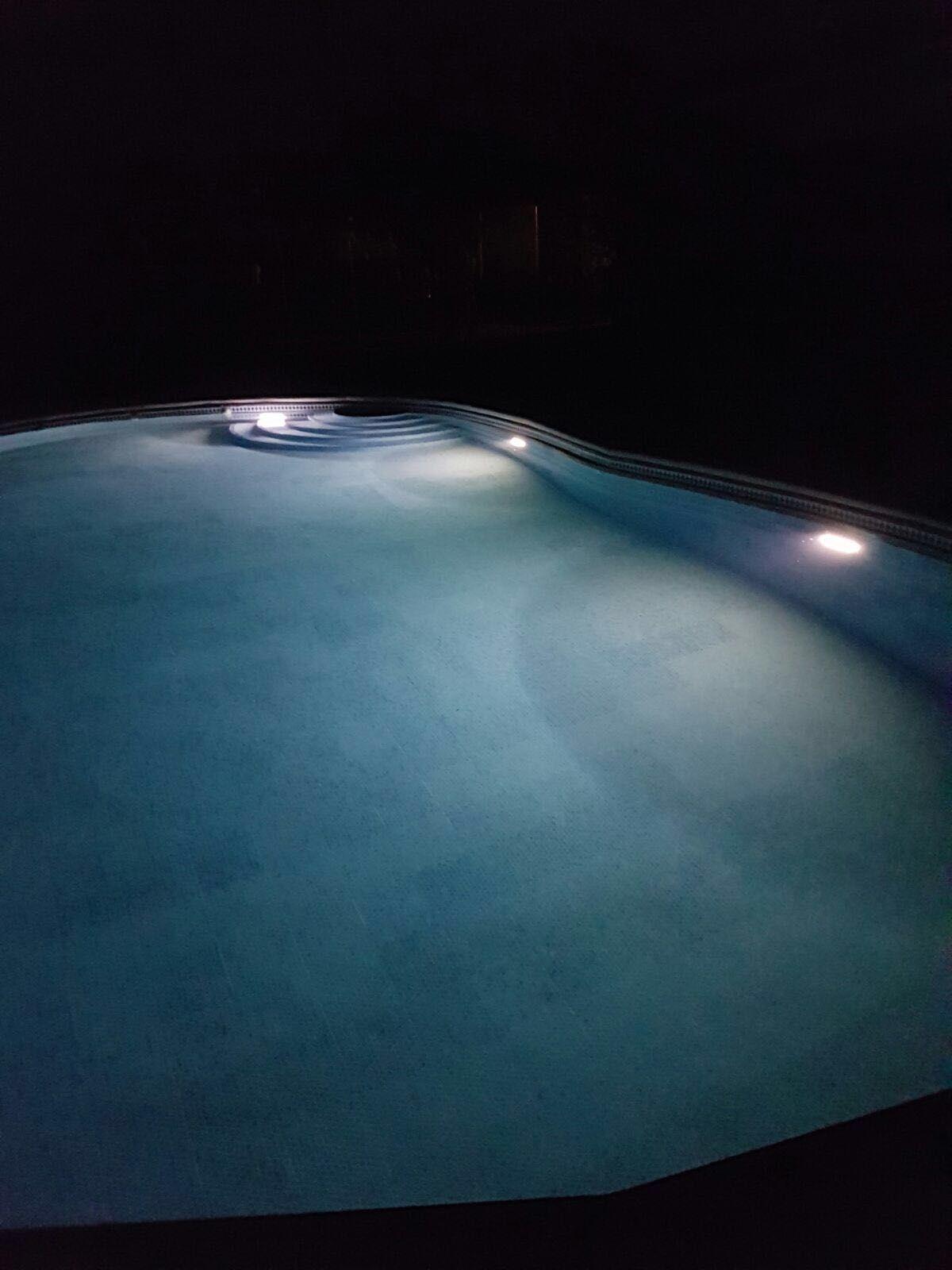 Pin En Pools With Ledecsun