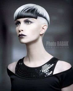 vidal sassoon kort hår