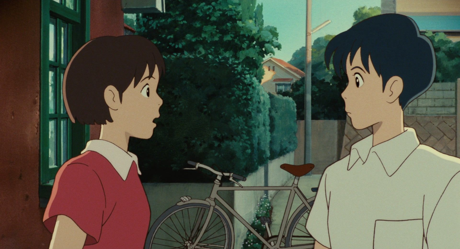 Images Screencaps And Wallpapers For Whisper Of The Heart In 2021 Studio Ghibli Characters Ghibli Movies Studio Ghibli Download yovoy anime live wallpaper