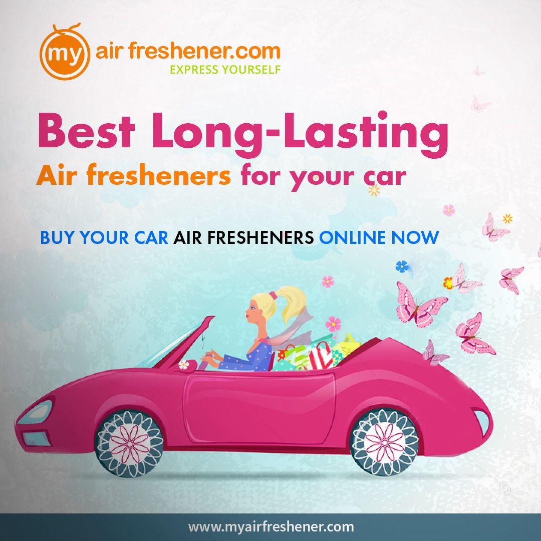 Best long lasting air fresheners for your car custom air