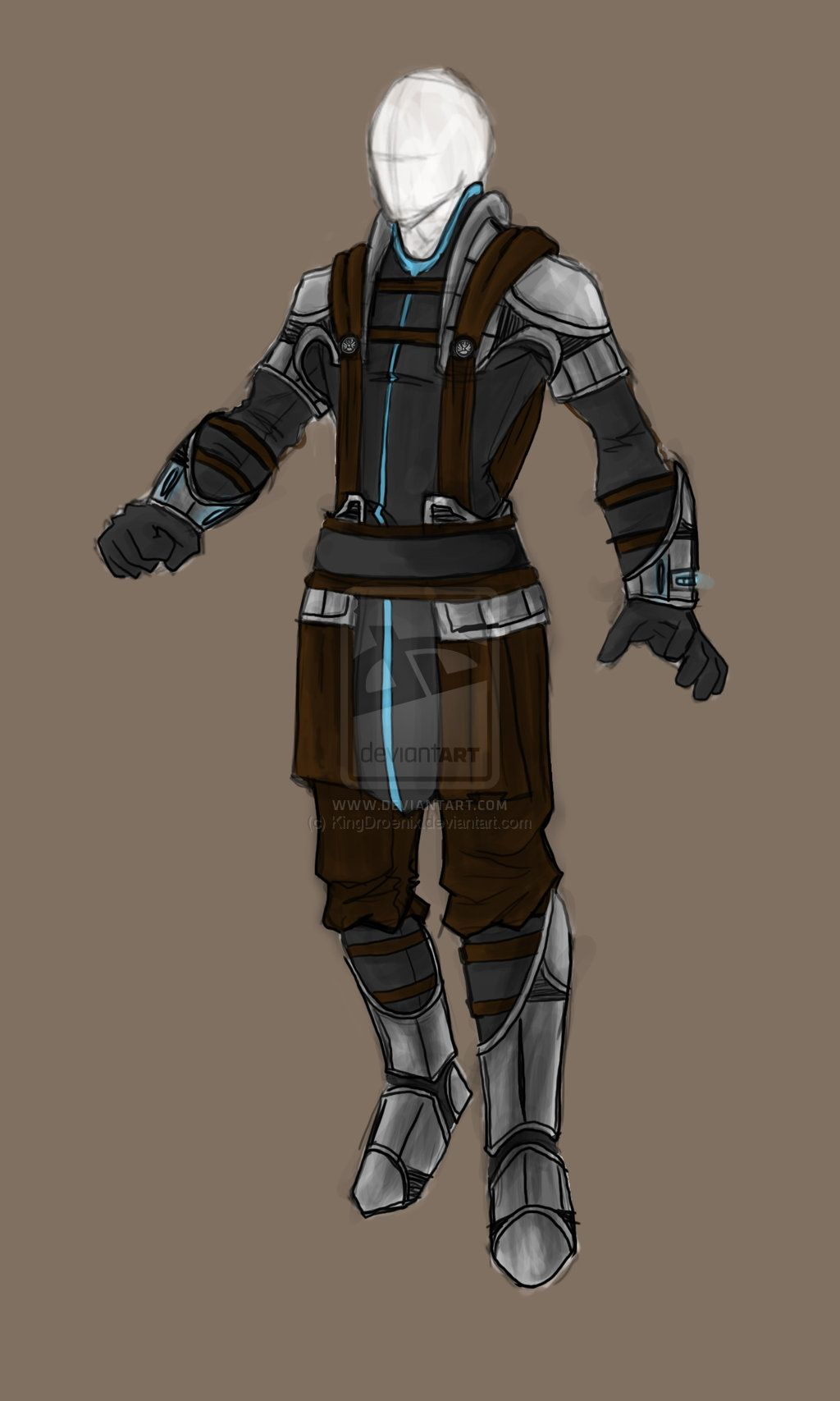 swtor jedi guardian concept by kingdroenix jedi costume. Black Bedroom Furniture Sets. Home Design Ideas